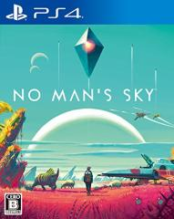 [100円便OK]【新品】【PS4】No Mans Sky[在庫品]