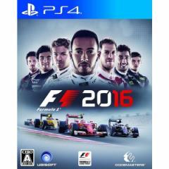 [100円便OK]【新品】【PS4】F1 2016[お取寄せ品]