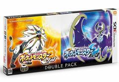 【即納可能】【新品】【3DS】『ポケットモンスター サン・ムーン』ダブルパック【送料無料】