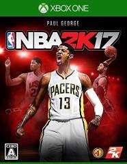 [100円便OK]【新品】【XboxOne】NBA 2K17[お取寄せ品]