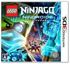 [100円便OK]【新品】【3DS】LEGO ニンジャゴー ニンドロイド[在庫品]