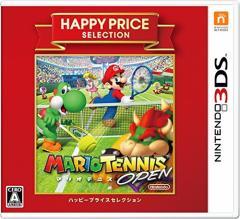 [100円便OK]【新品】【3DS】【BEST】マリオテニスオープン ハッピープライスセレクション[お取寄せ品]