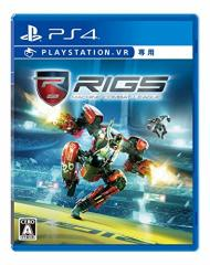 [100円便OK]【新品】【PS4】RIGS Machine Combat League [VR専用][在庫品]
