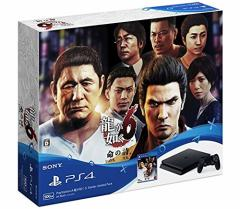 【即納可能☆訳あり】【新品】【PS4HD】PlayStation4 龍が如く6 Starter Limited Pack[在庫品]PS4本体