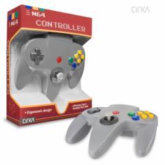 【新品】【N64】N64 Cirka Controller-Gray[お取寄せ品]