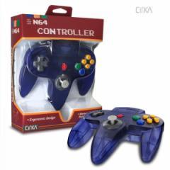 【新品】【N64】N64 Cirka Controller-Grape[お取寄せ品]