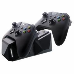 【新品】【XboxOneHD】【NYKO製】Xone用 Charge Block DUO[お取寄せ品]