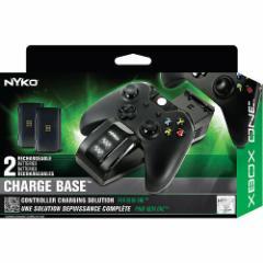 【新品】【XboxOneHD】【NYKO製】Xone用 Charge Base[お取寄せ品]