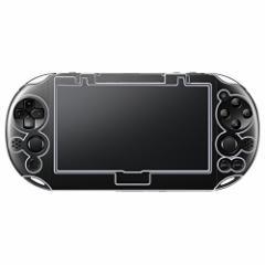 【新品】【PSVHD】Newプロテクトケース クリア for PlayStationVita[在庫品]