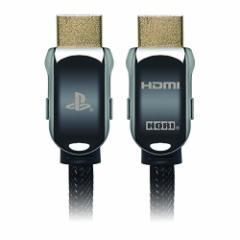 【新品】【PS4HD】プレミアム HIGH SPEED HDMIケーブル2m for PlayStation4[お取寄せ品]