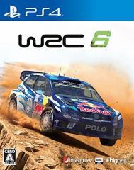 [100円便OK]【新品】【PS4】WRC 6 FIA ワールドラリーチャンピオンシップ[お取寄せ品]
