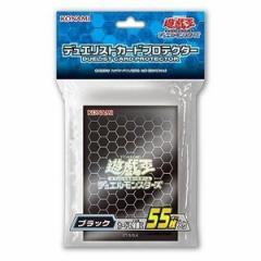 [100円便OK]【新品】【TTAC】(CG1540)遊戯王 カードプロテクター ブラック[在庫品]