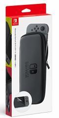 【新品】【NSHD】Nintendo Switch キャリングケース(画面保護シート付き)[在庫品]