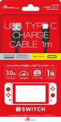 【新品】【NSHD】Switch用 USB充電ケーブル 1m[お取寄せ品]