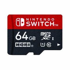 [100円便OK]【新品】【NSHD】マイクロSDカード 64GB for Nintendo Switch[在庫品]