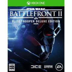【新品】【XboxOne】【限】Star Wars バトルフロント II:Elite Trooper Deluxe Edition[お取寄せ品]