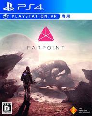 [100円便OK]【新品】【PS4】【通】Farpoint 通常版 [VR専用][お取寄せ品]