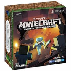 【新品】【PSVHD】PlayStationVita Minecraft Special Edition Bundle[在庫品]