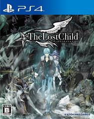 【08/24発売★予約】[100円便OK]【新品】【PS4】The Lost Child ザ・ロストチャイルド[予約品]