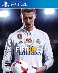 [100円便OK]【新品】【PS4】【通】FIFA 18 通常版[お取寄せ品]