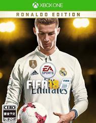 【新品】【XboxOne】【限】FIFA 18 RONALDO EDITION[お取寄せ品]