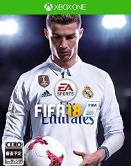 [100円便OK]【新品】【XboxOne】【通】FIFA 18 通常版[お取寄せ品]