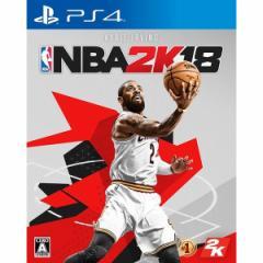 【09/19発売★予約】[100円便OK]【新品】【PS4】NBA 2K18[予約品]