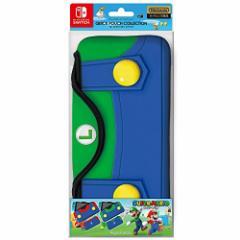 【新品】【NSHD】QUICK POUCH COLLECTION for Nintendo Switch (スーパーマリオ)Type-B[在庫品]