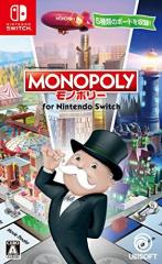 [100円便OK]【新品】【NS】モノポリー for Nintendo Switch[お取寄せ品]