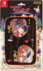 【11/30発売★予約】【新品】【NSHD】キャラクターEVAポーチ for ニンテンドーSWITCHセンチメンタルサーカス つぎはぎ林檎の白雪姫[予約