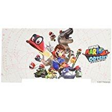 [100円便OK]【新品】【NSHD】キャラプレシール for Nintendo Switch/スーパーマリオオデッセイW[在庫品]
