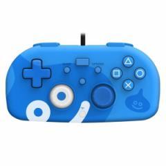 【新品】【PS4HD】【HORI】ワイヤードコントローラーライト for PlayStation4 スライム[在庫品]