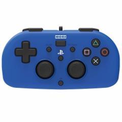 【12/31発売★予約】【新品】【PS4HD】【HORI】ワイヤードコントローラーライト for PlayStationR4 ブルー[予約品]