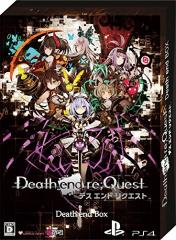 【04/12発売★予約】【新品】【PS4】【限】Death end re;Quest Death end BOX[予約品]
