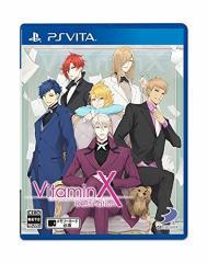 [100円便OK]【中古】【PSV】VitaminX Destination [PSV版][お取寄せ品]