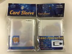 [100円便OK]【新品】【TTAC】カードスリーブ クリアー 100個入り【台湾産】 61*88mm[お取寄せ品]
