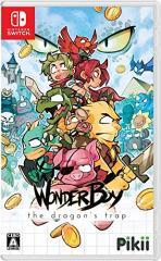 [100円便OK]【新品】【NS】Wonder Boy: The Dragons Trap[お取寄せ品]