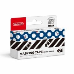 【新品】【NSHD】マスキングテープ スーパーマリオ(テレサ/キラー)[お取寄せ品]