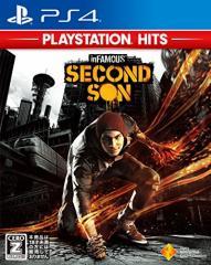 【07/26発売★予約】[100円便OK]【新品】【PS4】【BEST】inFAMOUS Second Son PlayStation Hits[予約品]