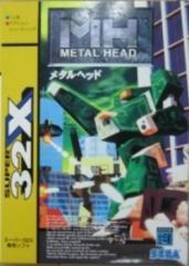 【新品】【MD】メタルヘッド【32X】[お取寄せ品]