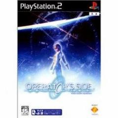 [100円便OK]【新品】【PS2】【通】Operators Side 通常版[お取寄せ品]