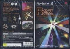 [100円便OK]【新品】【PS2】Rez[お取寄せ品]