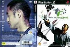 [100円便OK]【新品】【PS2】This Is Football サッカー世界戦記2003[在庫品]