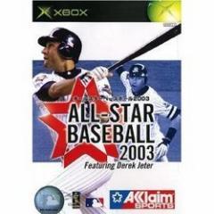[100円便OK]【新品】【Xbox】オールスターベースボール 2003[お取寄せ品]