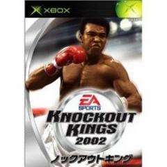 [100円便OK]【新品】【Xbox】ノックアウトキング2002[お取寄せ品]