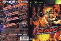 [100円便OK]【新品】【Xbox】【通】WWE RAW 通常版[お取寄せ品]