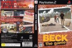 [100円便OK]【新品】【PS2】BECK THE GAME[お取寄せ品]