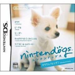 [100円便OK]【新品】【DS】ninten dogs【チワワ&フレンズ】[お取寄せ品]