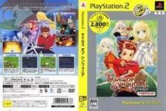 [100円便OK]【新品】【PS2】【BEST】テイルズ オブ シンフォニア Playstation 2 the Best[お取寄せ品]