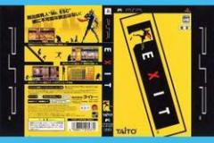 [100円便OK]【中古】【PSP】EXIT(イグジット)[お取寄せ品]